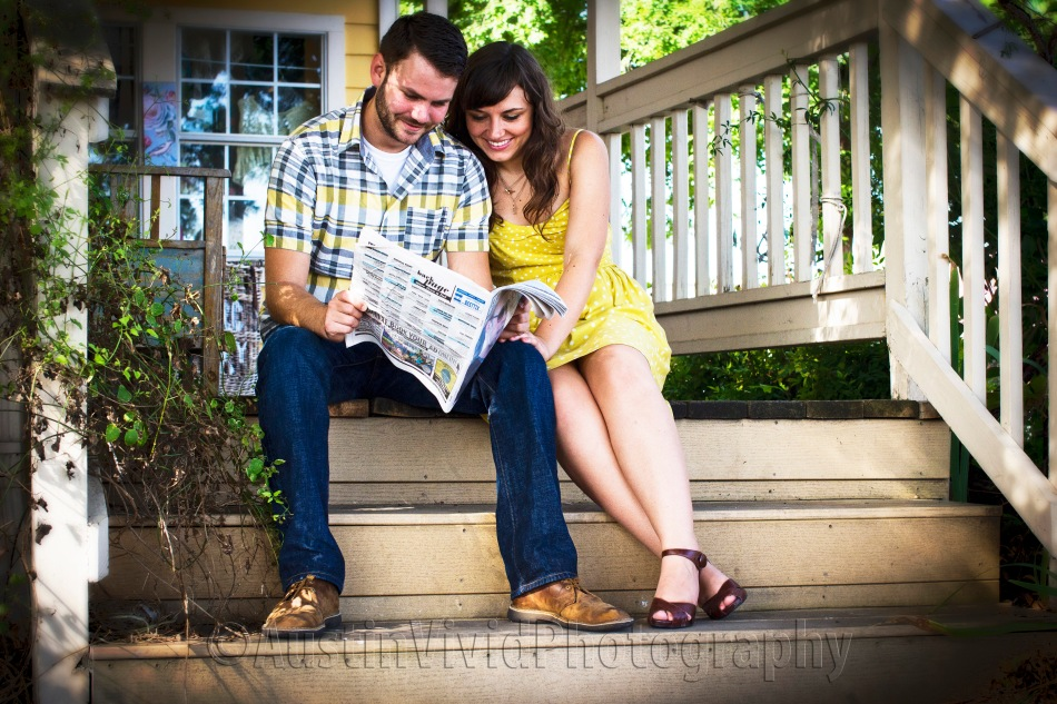 Austin Vivid Engagements