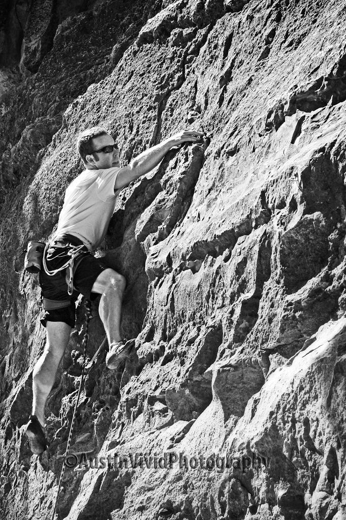 Austin Climbing Photographer