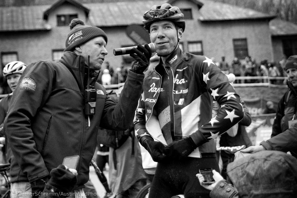 Cyclocross National Champion